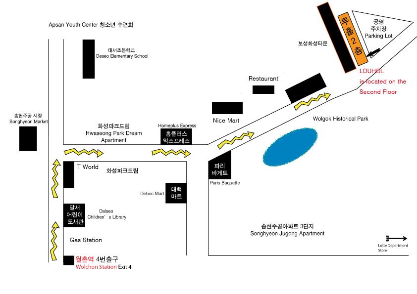 map-to-louhol